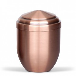 Mini Keepsake Copper Funeral Cremation Ashes Urn (824)