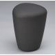 Black Velour Biodegradable Funeral Cremation Ashes Urn for Adult (601)